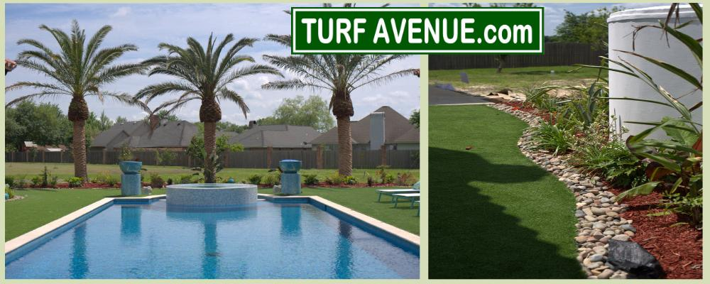 Quality artificial turf project